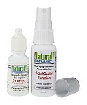 NatO Cataract Cinerari Eye Drops  & Total Ocular Function Oral Absorption Spray