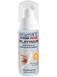 Ocusoft Lid Scrub Plus Platinum Foaming Eyelid Cleanser